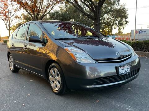 2009 Toyota Prius for sale at COUNTY AUTO SALES in Rocklin CA