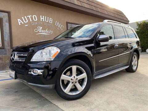 2009 Mercedes-Benz GL-Class for sale at Auto Hub, Inc. in Anaheim CA