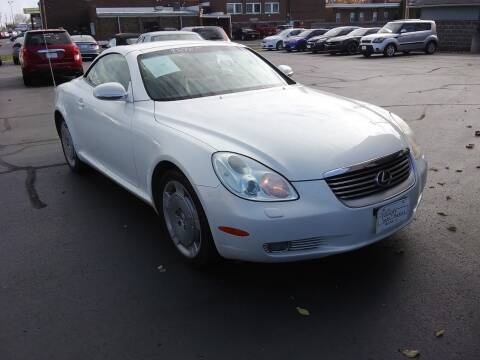 2003 Lexus SC 430 for sale at Village Auto Outlet in Milan IL