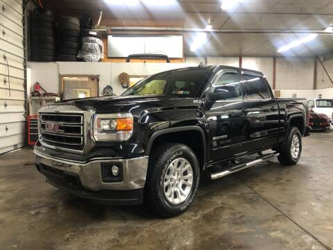 2015 GMC Sierra 1500 for sale at T James Motorsports in Gibsonia PA
