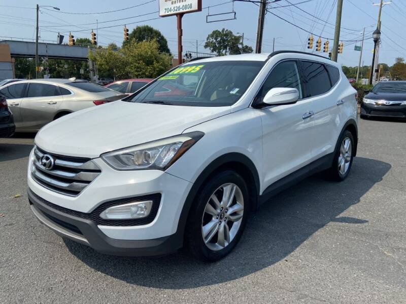 2013 Hyundai Santa Fe Sport for sale at Starmount Motors in Charlotte NC