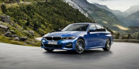 2021 BMW 3 Series for sale at XS Leasing in Brooklyn NY