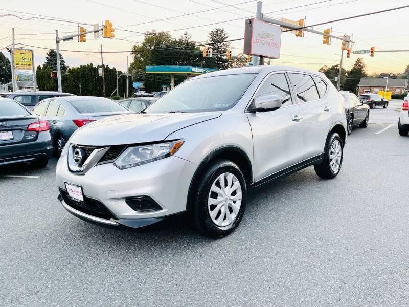 2015 Nissan Rogue for sale at LotOfAutos in Allentown PA