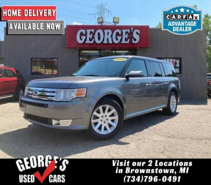 2009 Ford Flex for sale at George's Used Cars - Telegraph in Brownstown MI
