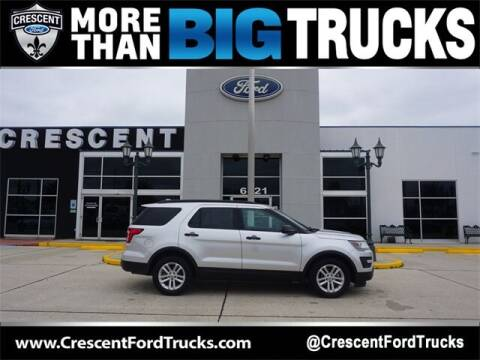 2016 Ford Explorer for sale at Crescent Ford in Harahan LA
