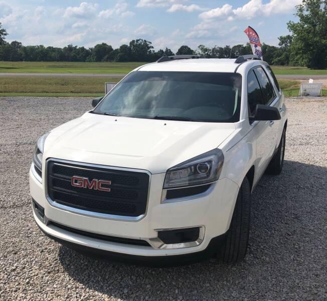 2015 GMC Acadia for sale at Island Auto, LLC in Marksville LA