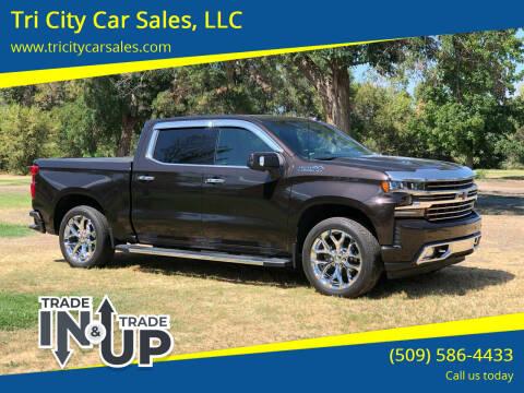 2019 Chevrolet Silverado 1500 for sale at Tri City Car Sales, LLC in Kennewick WA
