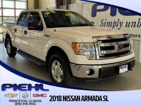 2014 Ford F-150 for sale at Piehl Motors - PIEHL Chevrolet Buick Cadillac in Princeton IL