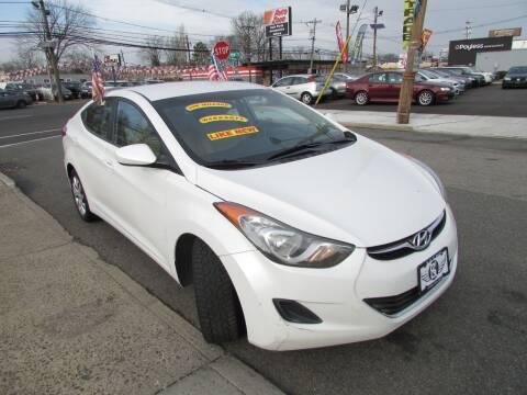 2012 Hyundai Elantra for sale at K & S Motors Corp in Linden NJ