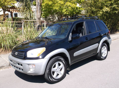 2001 Toyota RAV4 for sale at Eastside Motor Company in Kirkland WA