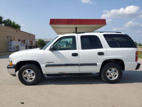 2003 Chevrolet Tahoe for sale at Dakota Auto Inc. in Dakota City NE