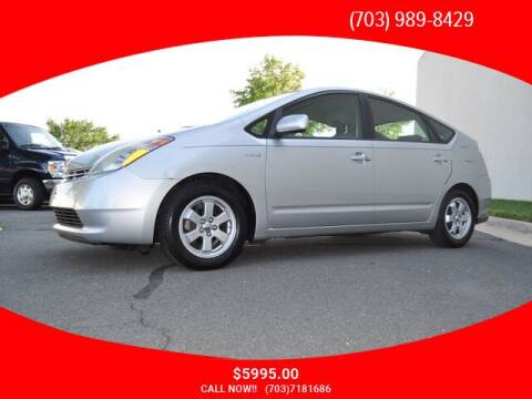 2009 Toyota Prius for sale at SEIZED LUXURY VEHICLES LLC in Sterling VA