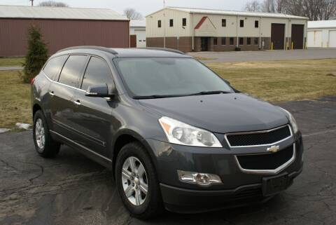 2010 Chevrolet Traverse for sale at MARK CRIST MOTORSPORTS in Angola IN