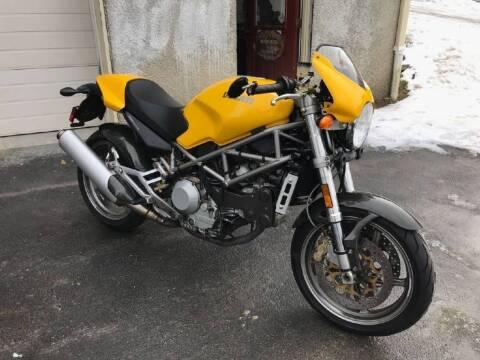 2001 Ducati MONSTER S4 for sale at Kent Road Motorsports in Cornwall Bridge CT