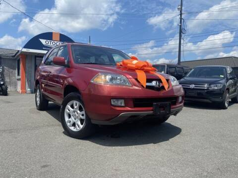 2006 Acura MDX for sale at OTOCITY in Totowa NJ