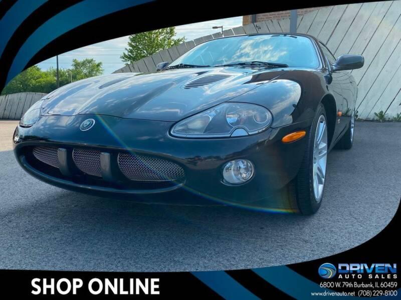 2004 Jaguar XKR for sale in Burbank, IL