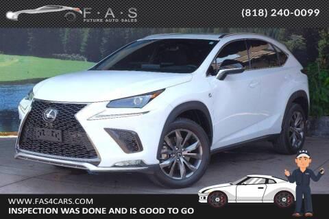 2021 Lexus NX 300 for sale at Best Car Buy in Glendale CA