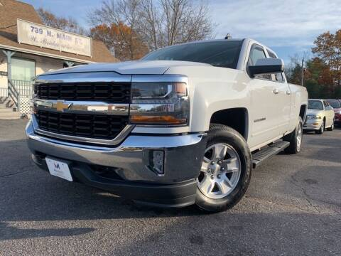2017 Chevrolet Silverado 1500 for sale at Mega Motors in West Bridgewater MA