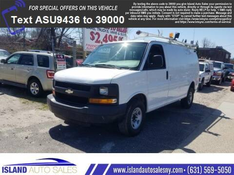2007 Chevrolet Express Cargo for sale at Island Auto Sales in E.Patchogue NY