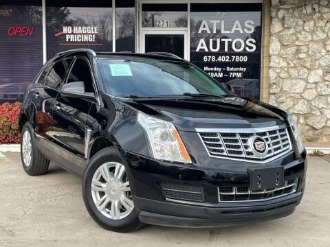 2016 Cadillac SRX for sale at ATLAS AUTOS in Marietta GA