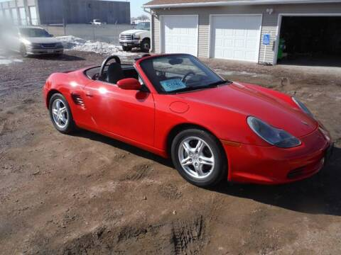 2003 Porsche Boxster for sale at Car Corner in Sioux Falls SD