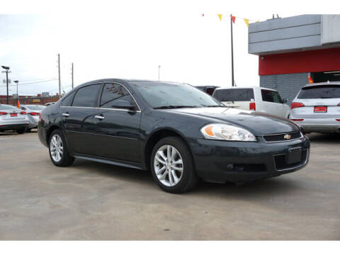2016 Chevrolet Impala Limited for sale at Sand Springs Auto Source in Sand Springs OK