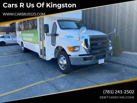 2011 Ford F-650 Super Duty for sale at Cars R Us Of Kingston in Kingston NH