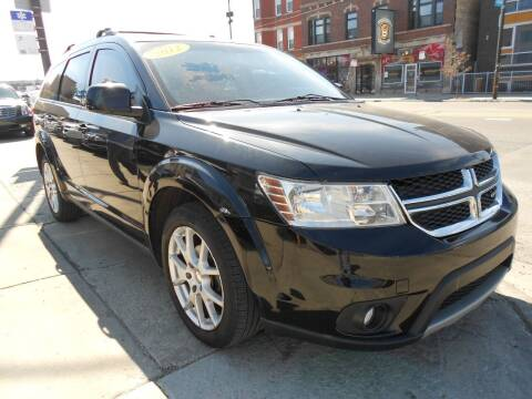 2012 Dodge Journey for sale at Metropolitan Automan, Inc. in Chicago IL