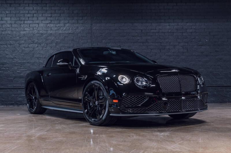 2017 Bentley Continental for sale in Van Nuys, CA