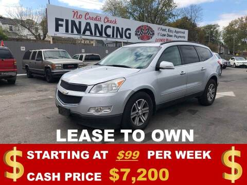 2011 Chevrolet Traverse for sale at Auto Mart USA in Kansas City MO