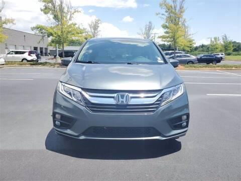 2018 Honda Odyssey for sale at Lou Sobh Kia in Cumming GA