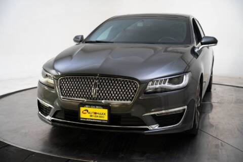 2017 Lincoln MKZ Hybrid for sale at AUTOMAXX MAIN in Orem UT