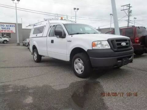 2008 Ford F-150 for sale at Auto Acres in Billings MT