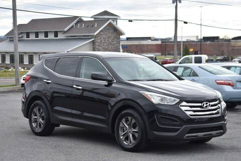 2013 Hyundai Santa Fe Sport for sale at Broadway Garage of Columbia County Inc. in Hudson NY