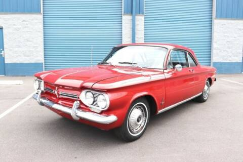 1962 Chevrolet Corvair for sale at Classic Car Deals in Cadillac MI