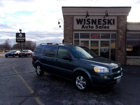 2007 Chevrolet Uplander for sale at Wisneski Auto Sales, Inc. in Green Bay WI
