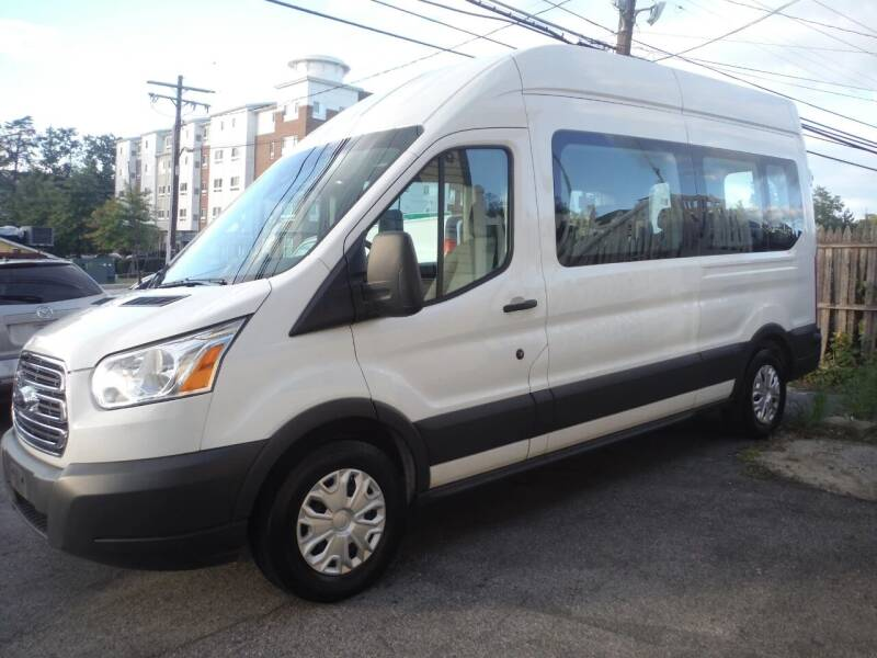 2017 Ford Transit Passenger for sale at TruckMax in N. Laurel MD