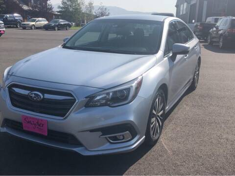 2018 Subaru Legacy for sale at Snyder Motors Inc in Bozeman MT