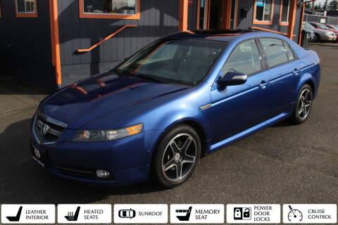 2007 Acura TL for sale at Sabeti Motors in Tacoma WA
