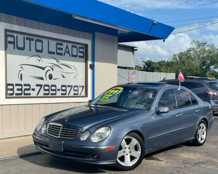 2003 Mercedes-Benz E-Class for sale at AUTO LEADS in Pasadena TX