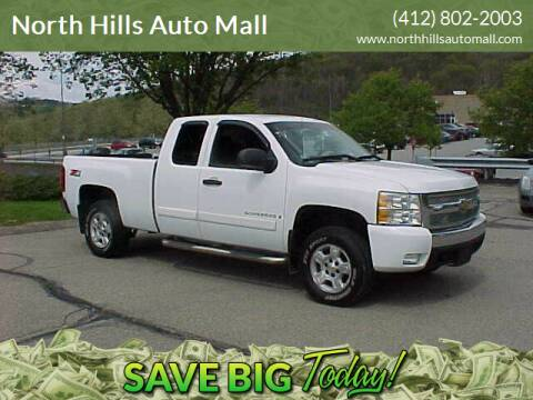 2007 Chevrolet Silverado 1500 for sale at North Hills Auto Mall in Pittsburgh PA
