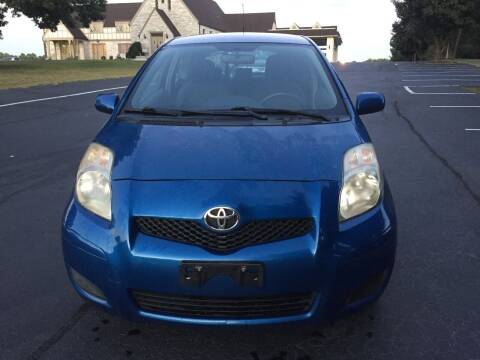 2010 Toyota Yaris for sale at Alfa Auto Sales in Raleigh NC