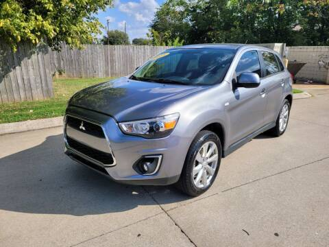 2015 Mitsubishi Outlander Sport for sale at Harold Cummings Auto Sales in Henderson KY
