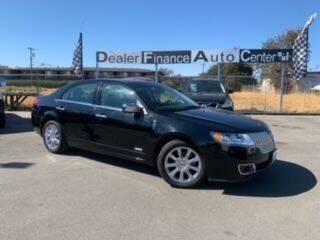 2012 Lincoln MKZ Hybrid for sale at Dealer Finance Auto Center LLC in Sacramento CA