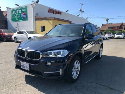 2015 BMW X5 for sale at Auto Ave in Los Angeles CA