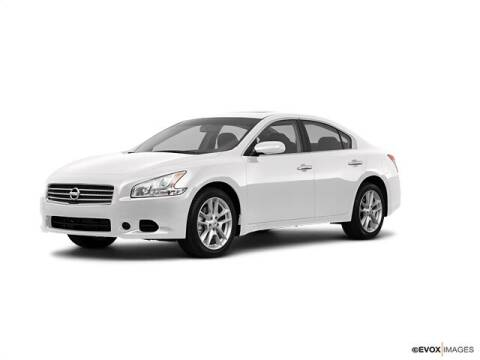 2010 Nissan Maxima for sale at Jamerson Auto Sales in Anderson IN