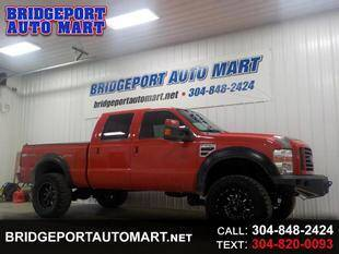 2009 Ford F-250 Super Duty for sale at Bridgeport Auto Mart in Bridgeport WV