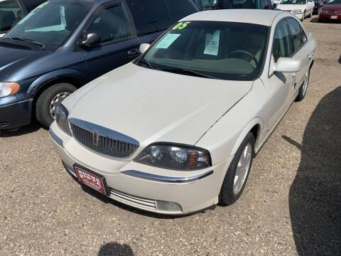 2005 Lincoln LS for sale at Buena Vista Auto Sales: Extension Lot in Storm Lake IA