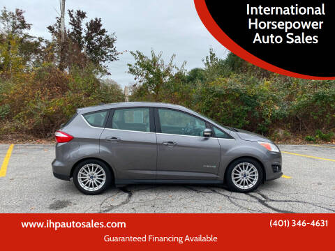 2014 Ford C-MAX Hybrid for sale at International Horsepower Auto Sales in Warwick RI