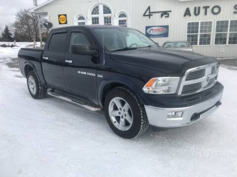 2012 RAM Ram Pickup 1500 for sale at Forkey Auto & Trailer Sales in La Fargeville NY